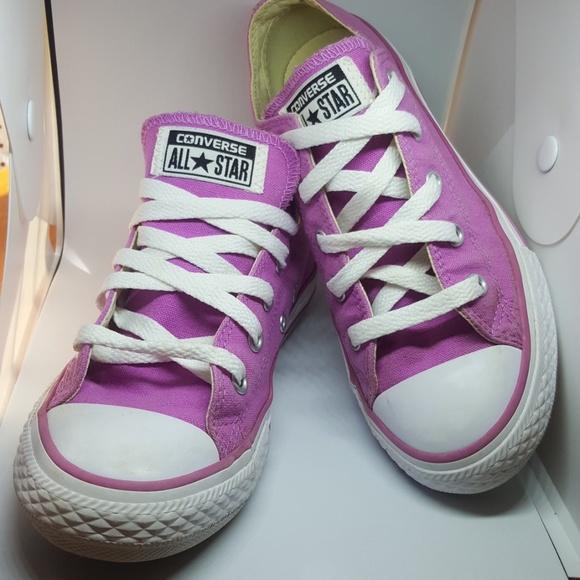 b4fe018e3a42 Converse Other - EUC CONVERSE all star girls pink size 2